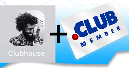 Clubhouse App and .Club Domain Values